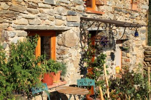 Sun-drenched in Mediterranean hues