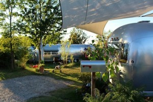Airstreams as far as you can see