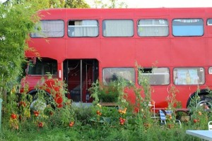 Double decker home