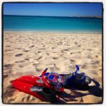Red fin blue fin Turquoise Bay extraordinaryplaces Australia Exmouth turquoisebay