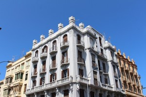 Melilla mansion houses