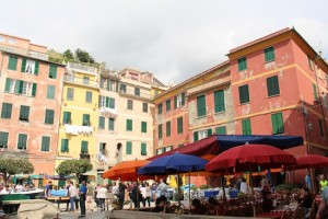 Colourful Vernazza