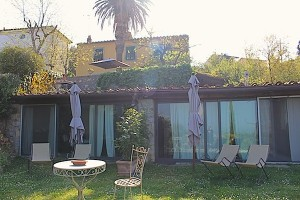 Our unexpected home from home in Montenero, Livorno