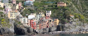 Riomaggiore - one of the Cinque Terre towns