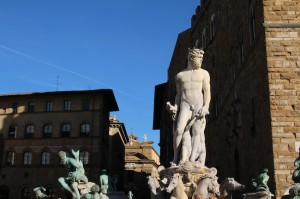 Neptune has had some bad luck in Florence