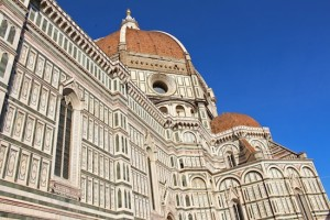The magnificent duomo of Florence