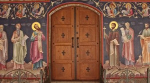 The artwork in the monasteries is considered to be some of the finest iconography ever produced