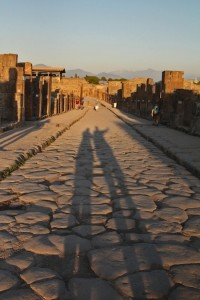The long shadows of Pompeii