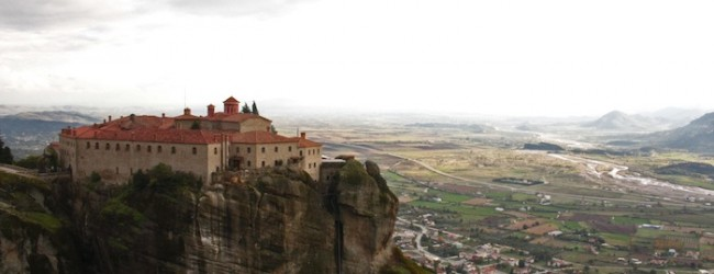 The monasteries have dominated the skyline of Meteora for centuries