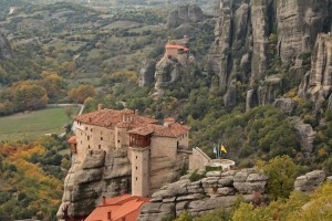 There are only six inhabited monasteries left