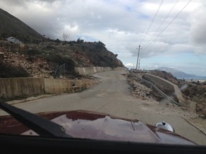 Re-surfacing required in Albania