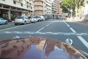 Charlie takes on the Monte Carlo Grand Prix circuit