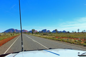 Kata Tjuta or the Olgas are also spectacular and hardly get a mention outside Australia