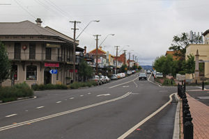 Tenterfield - the town that launched a nation