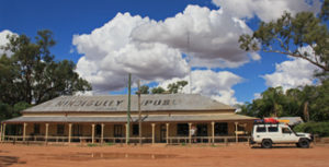 The Nindigully pub - an outback institution